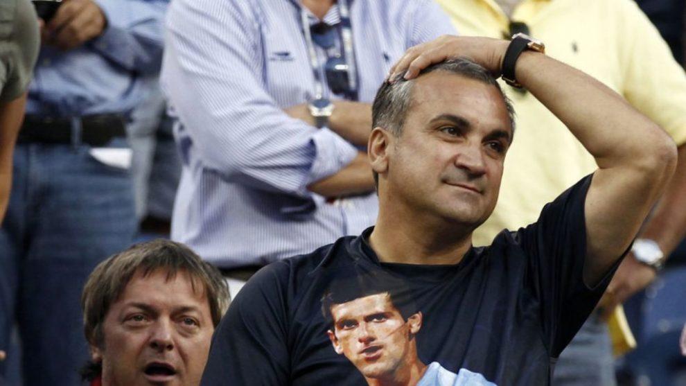 Padre Djokovic declaraciones Federer