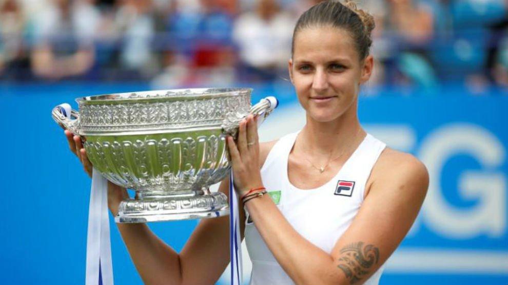 Jugadoras con más títulos WTA Eastbourne