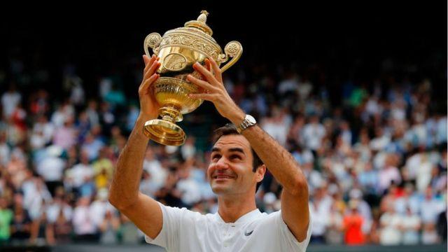 Títulos Federer Wimbledon