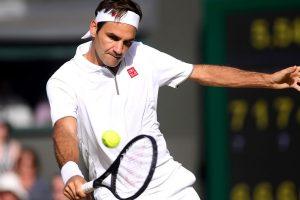 Roger Federer derrotas césped