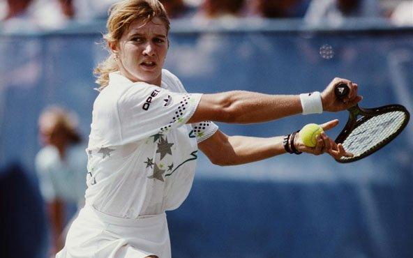 10 récords Steffi Graf