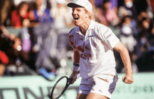 Jim Courier carrera tenis