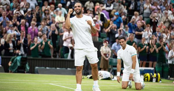 Cabal y Farah título Wimbledon