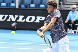 Luca Nardi historia tenis
