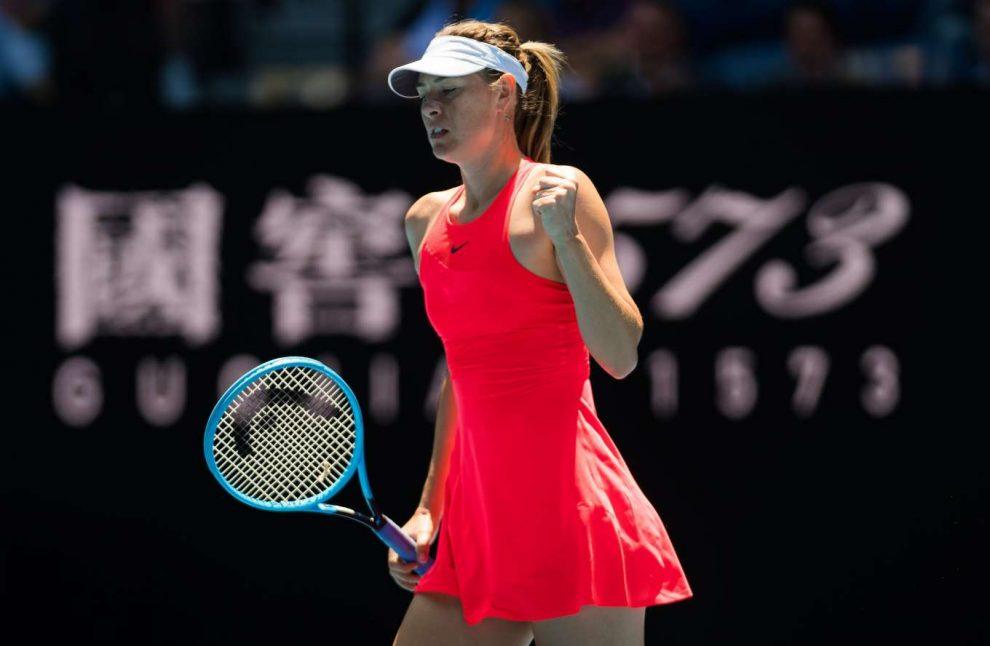 Sharapova declaraciones doping