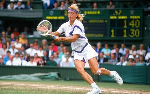 Jugadoras WTA con más títulos en Wimbledon