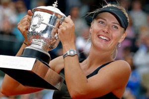Ganadores del Grand Slam