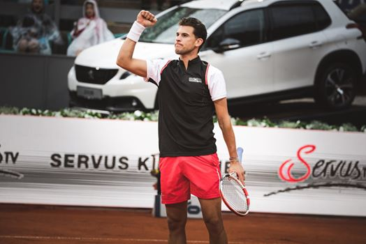 thiem's tennis exhibition kitzbuhel