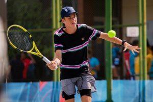 Vilius Gaubas tenis lituano