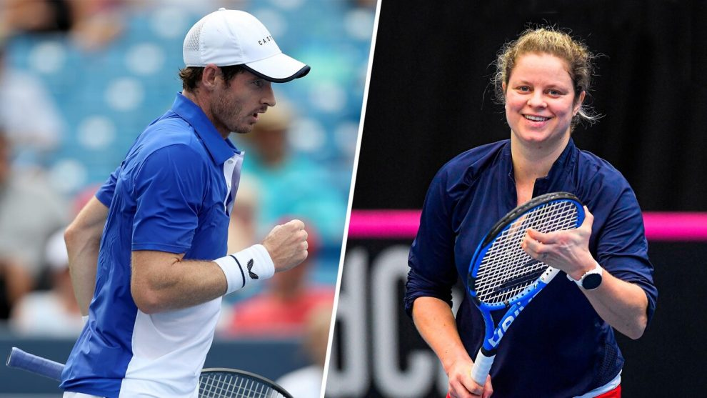 murray clijsters wild card us open