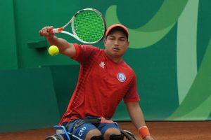 Entrevista Alexander Cataldo tenis