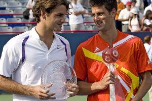 Djokovic Federer Canadá 2007