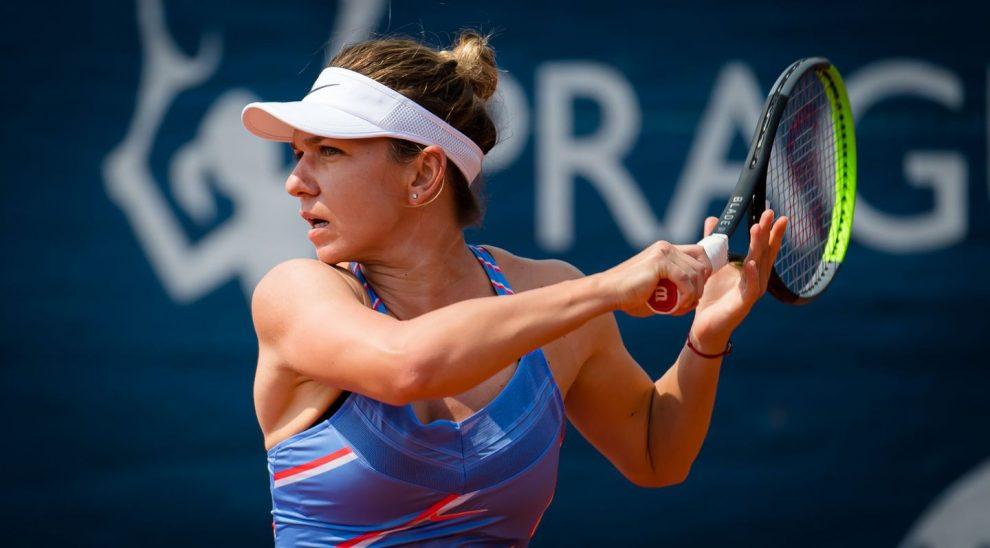 Halep Krejcikova WTA Praga