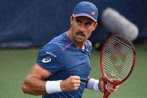 Steve Jonson tenis estadounidense