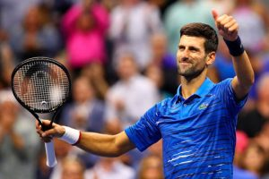 Djokovic declaraciones US Open 2020