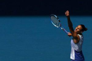 Pliskova Kalinina US Open