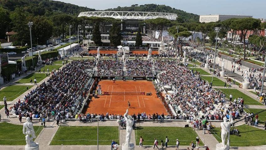 Masters Roma fecha 2020