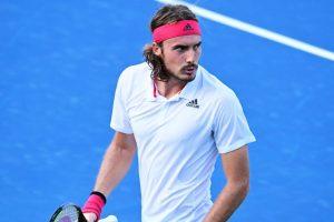 Tsitsipas Ramos US Open