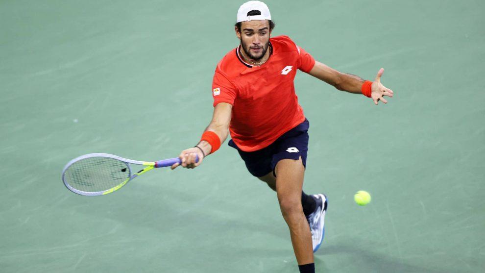 Berrettini Humbert US Open