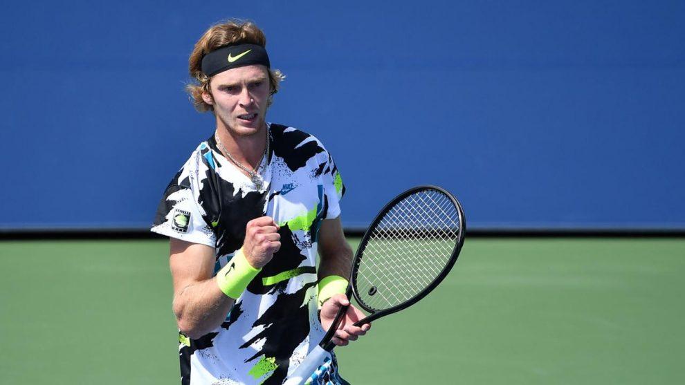 Rublev Caruso US Open