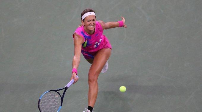Azarenka Muchova US Open