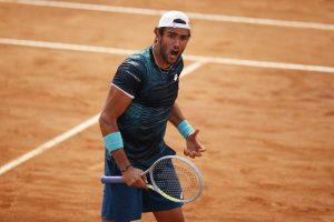 Berrettini Pospisil Roland Garros