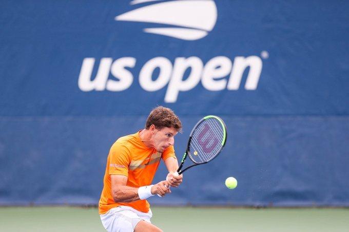 Carreño Krueger US Open 2020