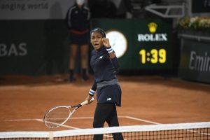 Gauff Konta Roland Garros