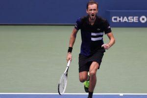 Medvedev Rublev US Open