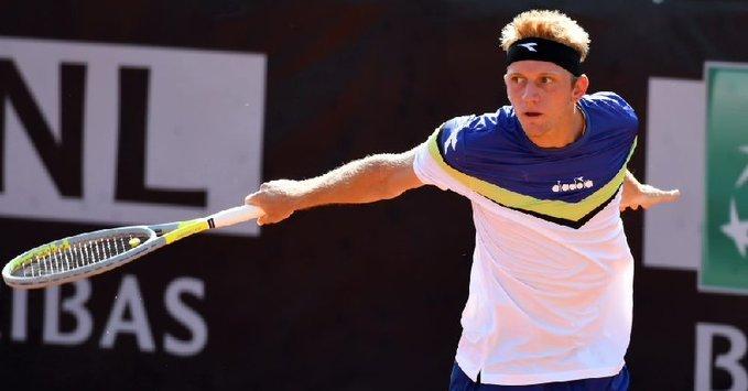 Davidovich Mayot Roland Garros