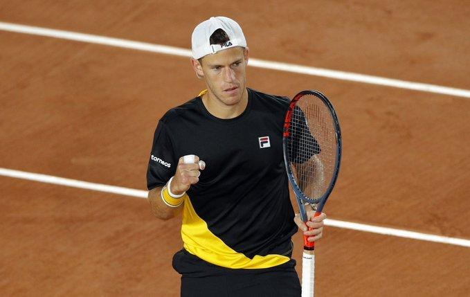 Schwartzman Kecmanovic Roland Garros