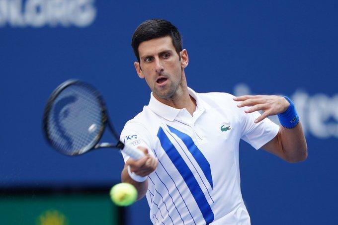 Djokovic comunicado descalificación