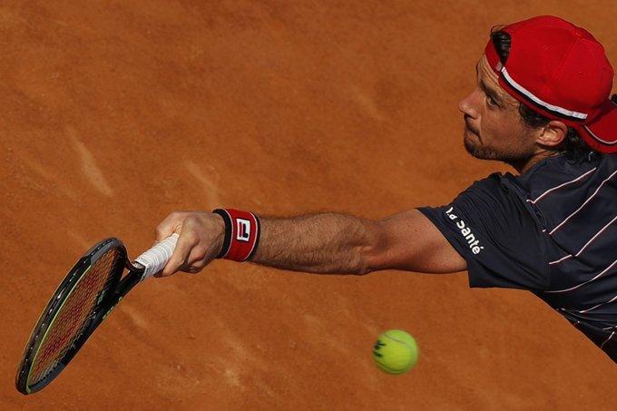 Pella Caruso Roland Garros