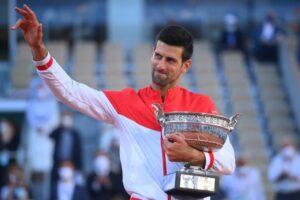 Grandes títulos Big Three tenis