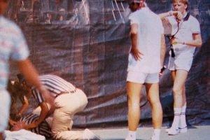 Muerte juez de línea tenis