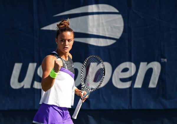 Sakkari Anisimova US Open