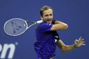 Medvedev Tiafoe US Open