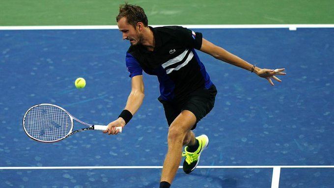 Medvedev Wolf US Open