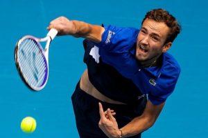 Medvedev Delbonis US Open