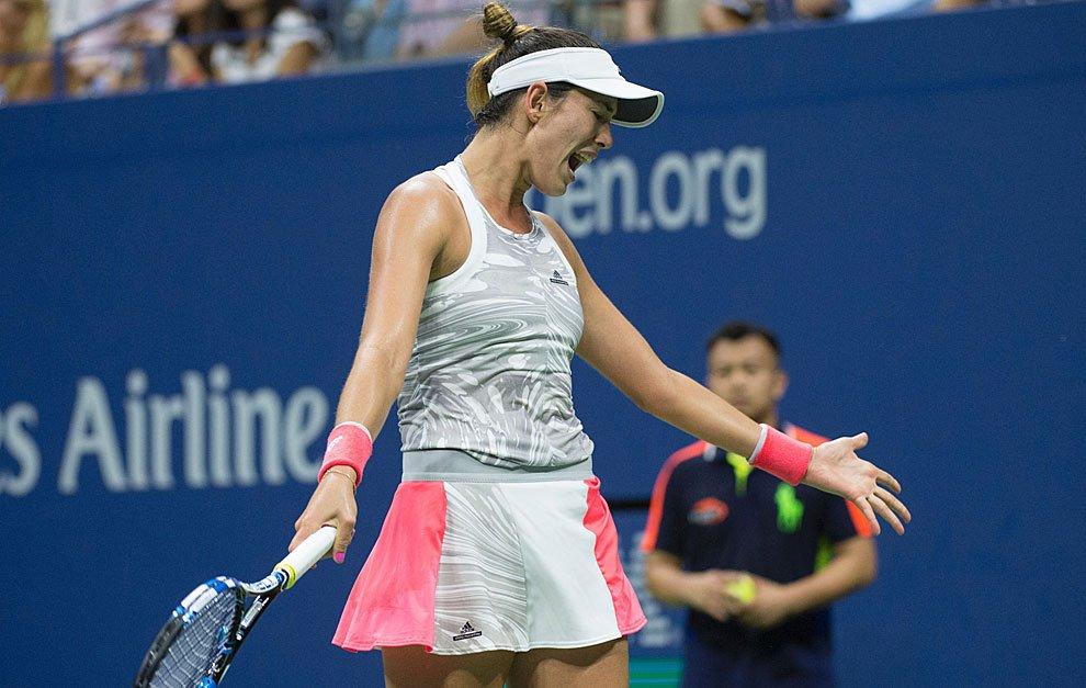 Muguruza Pironkova US Open
