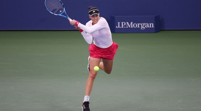 Muguruza Hibino US Open