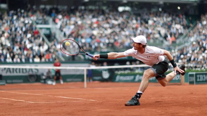 Murray Roland Garros 2020