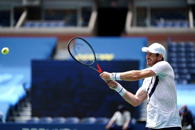 Murray Nishioka US Open 2020