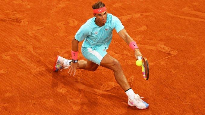 Nadal Gerasimov Roland Garros