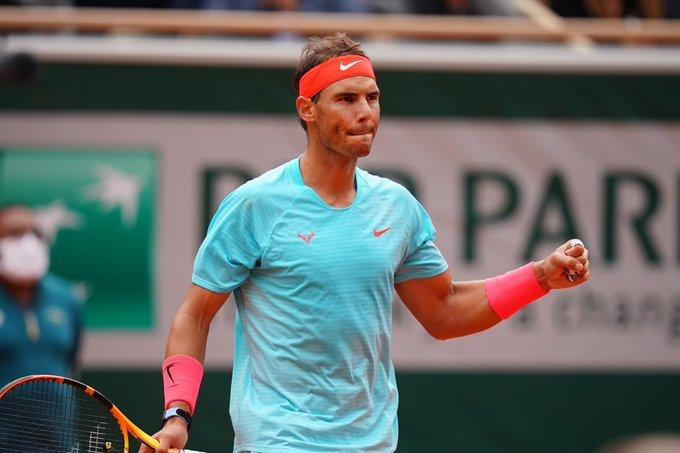Nadal McDonald Roland Garros
