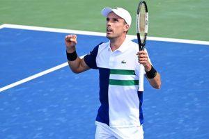 Bautista Sandgren US Open