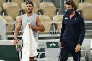 Moyá declaraciones Nadal Roland Garros