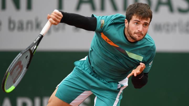 Martínez Kukushkin Roland Garros