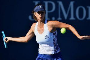 Pironkova Cornet US Open