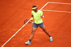 estadísticas nadal servicio break points roland garros